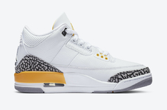 "Wmn's Air Jordan Retro 3 ""Laser Orange"" en internet"