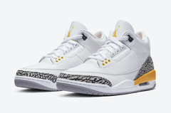 "Wmn's Air Jordan Retro 3 ""Laser Orange"" - comprar online"