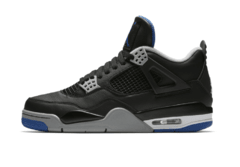 "AIR JORDAN RETRO 4 ""MOTORSPORTS"" ALTERNATE - MEN'S"