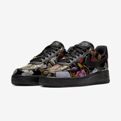 Nike Wmns Air Force 1 '07 LXX Floral 'Black' - comprar online