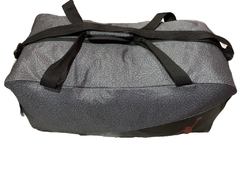 Air Jordan Jumpman Ele Print Duffel Gym Bag Black/Grey - comprar online