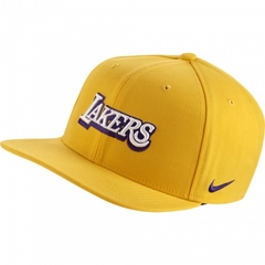 Nike Lakers City Edition Nike Pro NBA Adjustable