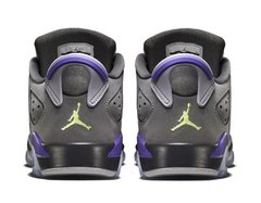 "AIR JORDAN RETRO 6 LOW ""ULTRA VIOLET"" GS - LoDeJim"