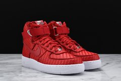 "Nike Air Force 1 ""Woven Gym Red"" - Men's - tienda online"