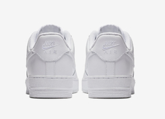 Wmn's Nike Air Force 1 White On White - LoDeJim