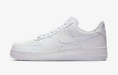 Wmn's Nike Air Force 1 White On White