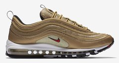 "NIKE AIR MAX 97 OG ""METALLIC GOLD"" - MEN'S - LoDeJim"
