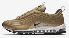 "NIKE AIR MAX 97 OG ""METALLIC GOLD"" - MEN'S"