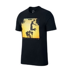 Nike Dri-FIT LeBron T-Shirt Black