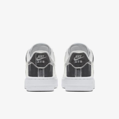 Nike Wmns Air Force 1 SP Metallic Chrome Silver - tienda online