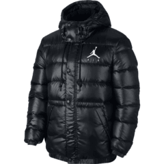 Air Jordan Sportswear Jumpman Puffer Jacket Winter Black