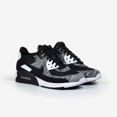 "WMNS AIR MAX 90 ULTRA 2.0 FLYKNIT ""BLACK & WHITE"" - comprar online"