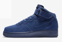 Wmns Air Force 1 Mid Binary Blue
