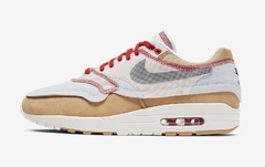 "Nike Air Max 1 ""Inside Out - Club Gold"" - Men's"
