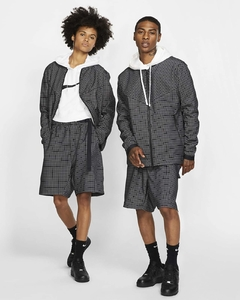Conjunto Nike Sportswear Tech Pack Woven Jacket + Shorts - Black