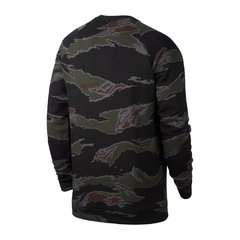 CONJUNTO AIR JORDAN JUMPMAN AIR CAMO FLEECE BLACK - LoDeJim