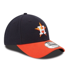 "NEW ERA HOUSTON ASTROS CLASSIC CORE TWILL ""NAVY/ORANGE"" STRAPBACK en internet"