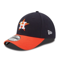 "NEW ERA HOUSTON ASTROS CLASSIC CORE TWILL ""NAVY/ORANGE"" STRAPBACK"
