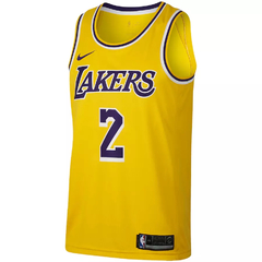 Men's Los Angeles Lakers Lonzo Ball Nike Swingman Jersey - Icon Edition - comprar online