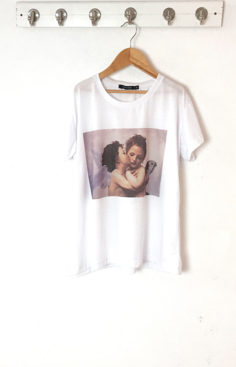REMERA FIRST KISS