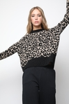 SWEATER LEOPARD en internet