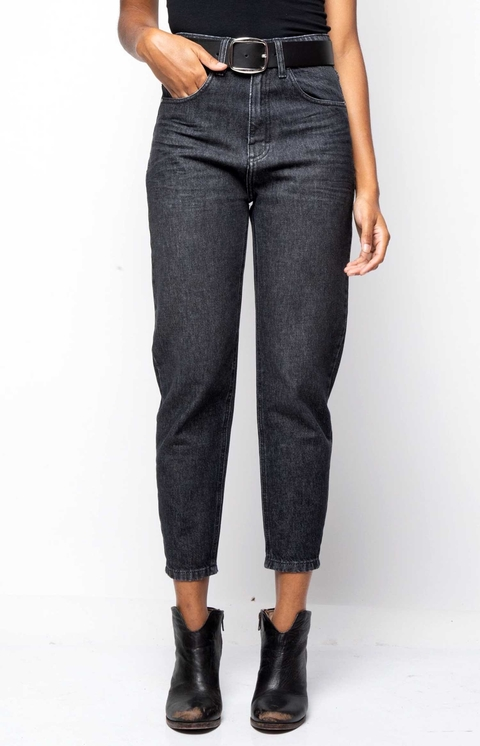 PANTALON MOOD BLACK DENIM