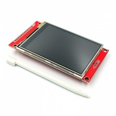 "Display LCD 2.8"" SPI TFT TouchScreen"