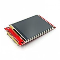 "Display LCD 2.8"" SPI TFT TouchScreen - comprar online"