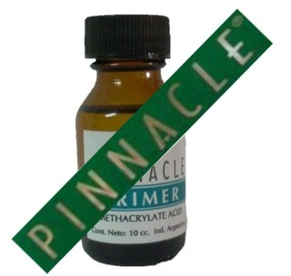 Primer Con Acido Para Uñas Acrilicas Marca PINNACLE por 10ml