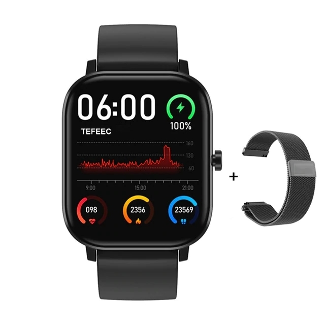 Smartwatch P8 GTS Relógio Inteligente - 42mm na internet