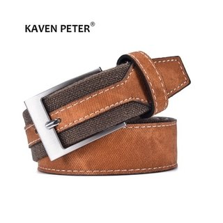 Kaven Peter* 7925 Cinto Masculino Original Canvas
