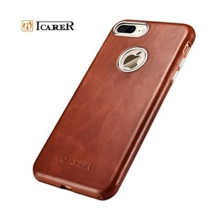 Icarer* 1841-1 Capa iPhone Plus Couro Vintage