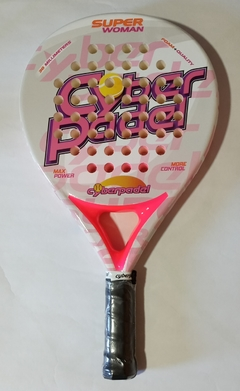 Cyberpadel Super Woman + Regalos !!!