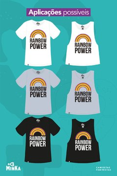 Camiseta Rainbow Power - comprar online
