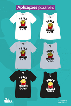 Camiseta Fries Befores Guys - comprar online