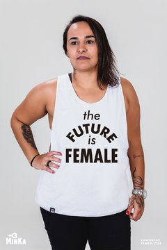 Camiseta The Future is Female - MinKa Camisetas Feministas