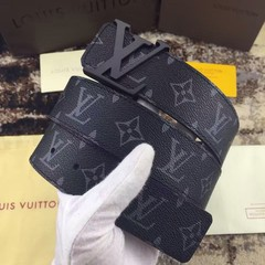 Cinto Louis Vuitton Initiales Monogram 40MM - GVimport