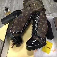 Ankle boot Louis Vuitton Star Trail  1A2Y7W - GVimport