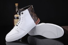 Sneaker Boot Line-Up Louis Vuitton na internet