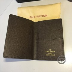 Imagem do Carteira Louis Vuitton SLIM Damier Graphite