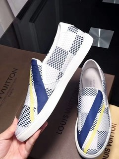 Tênis Louis Vuitton SLIP-ON LATITUDE 1A2TER na internet
