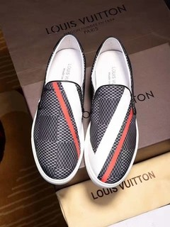 Tênis Louis Vuitton SLIP-ON LATITUDE 1A2TER - loja online