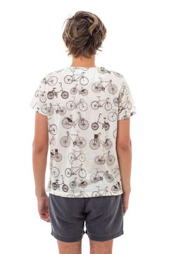 Bicycle T-Shirt on internet