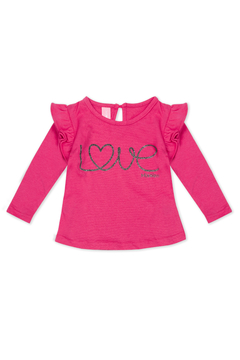4 Remeras - Kids Girls (Combo 77) - comprar online