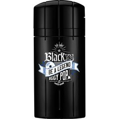 Black XS Be a Legend Iggy Pop de Paco Rabanne Masculino - Decant