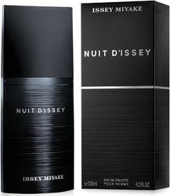 Nuit d'Issey EDT de Issey Miyake Masculino - Decant na internet