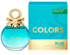 Colors de Benetton Blue de Benetton - Decant - comprar online