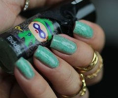 Esmalte EDK Marvel and DC Comics Riddler