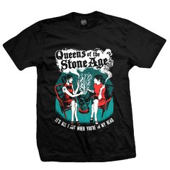 Remera QUEENS OF THE STONE AGE - In my Head