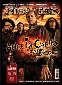 Jedbangers #072 Alice in Chains Jeff Hanneman Ghost Black Sabbath